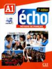 Echo (Nouvelle Version): Livre De L'eleve + Dvd-rom + Livre-web A1 2e Edition by Jacky Girardet, Jacques Pecheur (DVD, 2013)