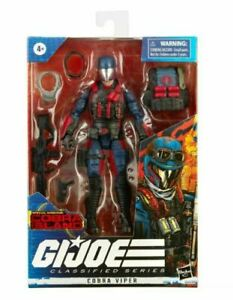 Hasbro F1336 GI Joe Classified Series Action Figure - Cobra Viper