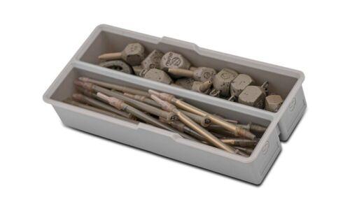 Guru Match /& Coarse Fishing Tackle /& Feeder Box Shallow Insert