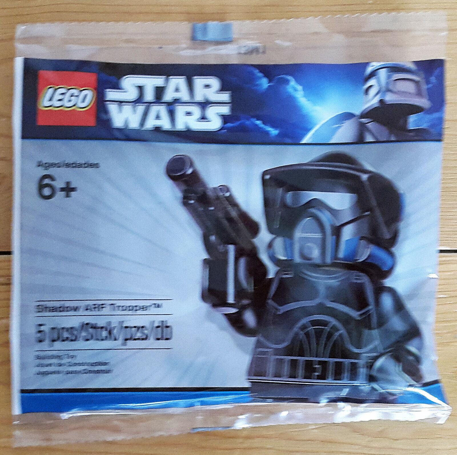 LEGO Star Wars Shadow ARF Trooper Minifig - New, Sealed Polybag 2856197 4649858