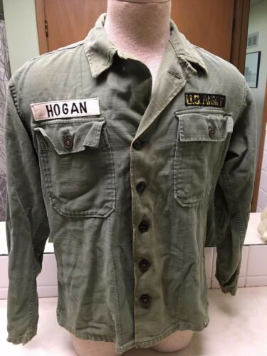 1950's Distressted US Army Shirt
