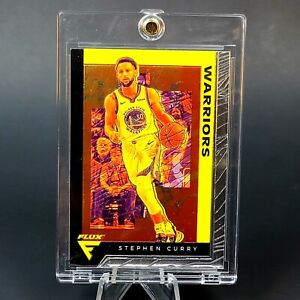 Steph Stephen Curry WARRIORS RED INSERT CARD - INVESTMENT - MINT
