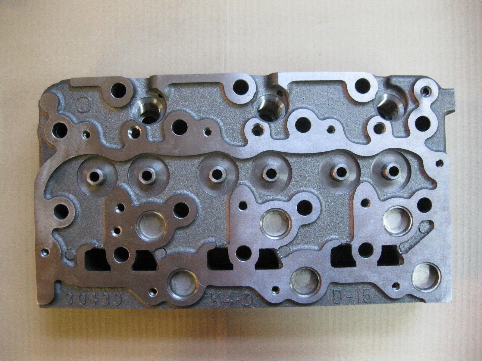 Zylinderkopf Kubota D1703 cylinder head NEU [122413671540] - $43.99 ...
