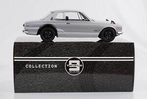 Nissan-KPGC10-Silver-1-18-Triple9-Diecast-T9-1800182