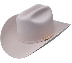 8019427ae4e Men s Serratelli 10X Beaver Felt Cowboy Hat Made In USA Cali Style ...