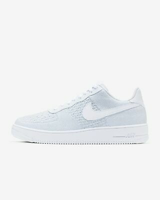 nike air force 1 flyknit 2.0 white