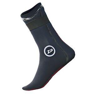 2017 Zone3 Neoprene Heat Tech Socks