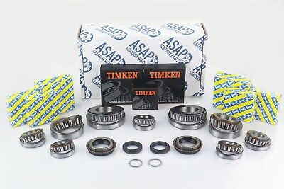 M32 Uprated Gearbox Differential Bearing and Seal Rebuild Kit GENUINE SNR