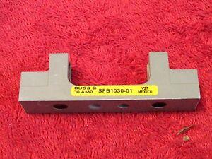 BUSSMANN AIRCRAFT FUSE HOLDER P/N SFB1030-01