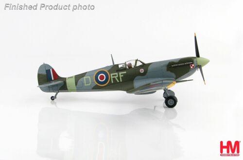 HOBBY MASTER HA7850B 1//48 SPITFIRE VB RF-D//AB910 RAF BBMF KEMBLE AIR SHOW
