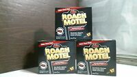 Black Flag Roach Motel 11020 2 Traps, 3 Packs Per Order Free Shipping