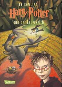 Harry-Potter-und-der-Feuerkelch-von-J-K-Rowling-2000-Gebundene-Ausgabe