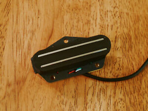 HOT-DUAL-RAIL-BRIDGE-PICKUP-HIGH-OUTPUT-FOR-TELECASTER