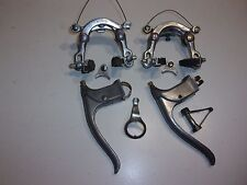Freins Mafac dural forge old brakes levers made in France