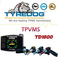 TYREDOG TPVMS Internal Sensor Tire Pressure Vibration Monitoring System TFT Moni