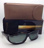 Polarized Vistana Sunglasses W602g Fits Over Small Rx Eyeglasses Black With Grey