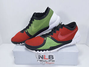 c353e589cde4 Nike Free Trainer 3.0 V4 Running Shoes 749361-066 Black Red Volt ...