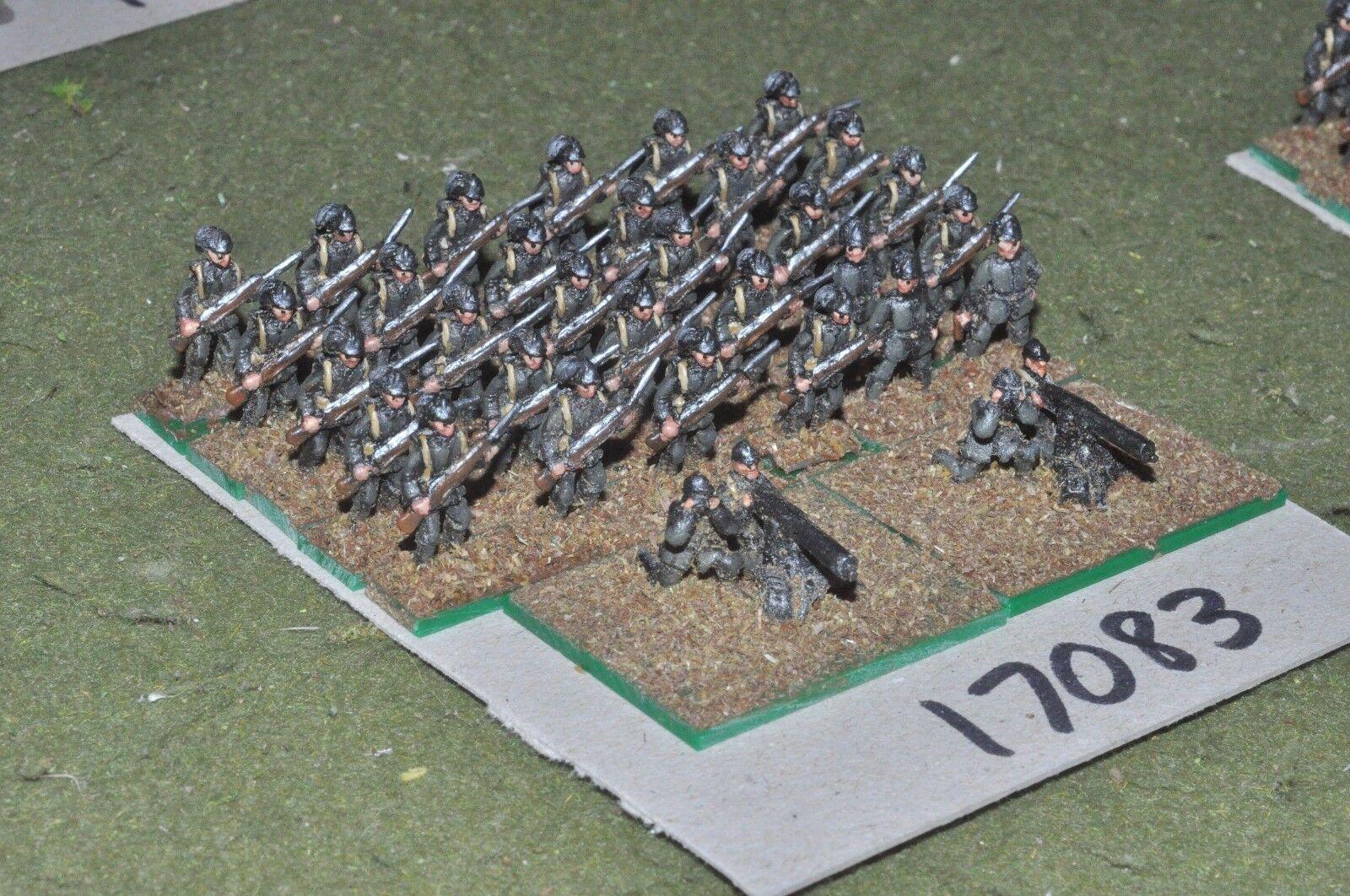 15mm WW1   italian - infantry 34 figures - inf (17083)