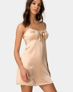 MOTEL-ROCKS-Kamalia-Slip-Dress-in-Satin-Champagne-Extra-Small-XS-mr40