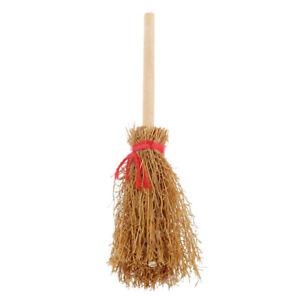 1-12-Dollhouse-Miniature-Fairy-Garden-Broom-Cleaning-Tools-R7U8-U6G9