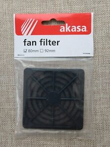 Akasa-80mm-Fan-Filter