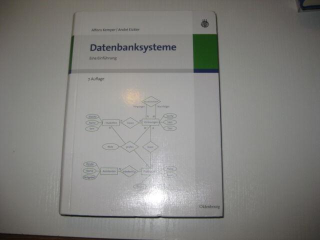 Datenbanksysteme von Alfons Kemper und André Eickler (2009, Gebunden)