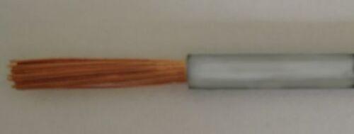 Einzelader H05V-K 0,75 qmm Flexibel 100 Meter Ring grau