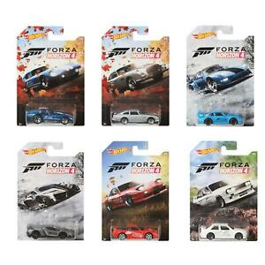 Hot-Wheels-1-64-Forza-Horizon-4-Vehicle-Collection-Choose-Your-Favourites