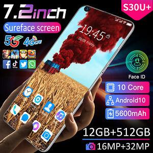 S30U-12GB-512GB-Smartphone-Android-10-core-visage-Deverrouiller-Telephone-Portable-7-2-in-environ-18
