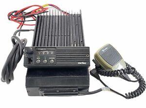 Vertex FTL-1011H Mobile Radio Low Band 37-50 MHz 100 Watt FTL1011 K66FTL-1011H