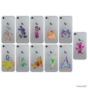 Disney-Fan-Art-Gel-Case-for-Apple-iPhone-8-4-7-Inch-Screen-Protector-Cover
