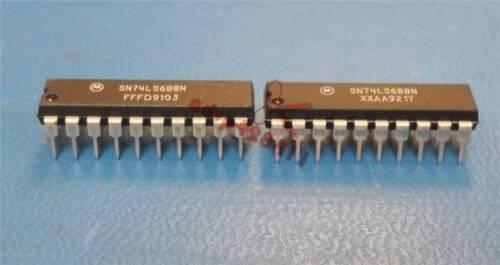 10PCS Manu:MOT//TI SN74LS688N 74LS688N Encapsulation:DIP-20,8-BIT