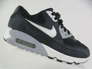NIKE-Air-Max-90-Black-Sz-8-Women-Running-Shoes