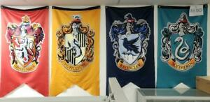 Set of 4 Hogwarts Harry Potter Banners Toronto (GTA) Preview