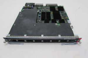 Details about Cisco WS-X6708-10G-3C Catalyst 6500 8-Port 10 Gigabit  Ethernet Module with DFC3C