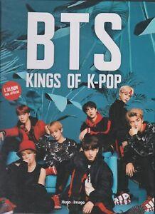Details Sur Bts Kings Of K Pop Album Non Officiel En Francais Kpop Livre