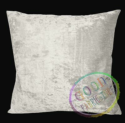Mv08a Sherry Diamond-Crushed Velvet Cushion Cover//Pillow Case *Custom Size*