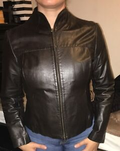 moderate cost Clearance sale order online Details about old navy leather jacket