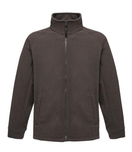 Adjustable Hem REGATTA THOR III Men/'s Fleece Jacket Many Colours Zip Pockets