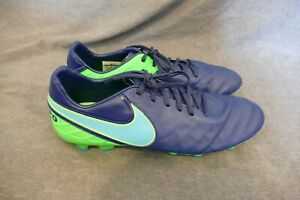 new york 8ac79 edcbd Image is loading New-Nike-Tiempo-Legacy-II-FG-Soccer-Cleats-