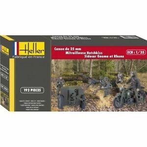 Joustra - 81102 Canon de 25 mm Gnome et Rhone Hotchkiss