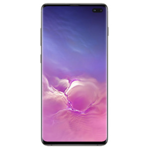 Samsung Galaxy S10+ Plus 128GB Prism Black (Verizon) Smartphone SM-G975UZKAVZW