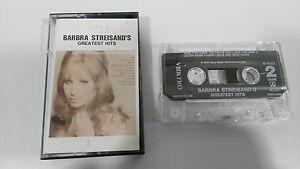 BARBARA-STREISAND-GREATEST-HITS-CASSETTE-TAPE-CINTA-HOLLAND-EDITION-1975