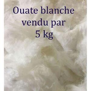 Ouate de Rembourrage 5KG ideal coussins oreillers peluche TOP   eBay