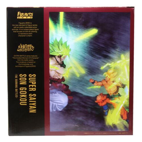 Bandai Figuarts Zero Dragon Ball Z The Burning batailles Super Saiyan Son Goku fig