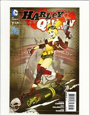 DC NEW 52 HARLEY QUINN #7 BOMBSHELL VARIANT COVER BOMBSHELLS