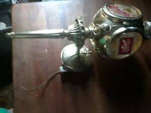 Vintage-Schlitz-Beer-Signs-1972-Lighted-Wall-Sconce-Carriage-Light-4-sided