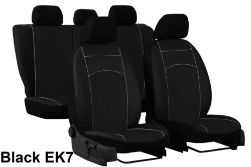 FORD MONDEO Mk3 2001-2007 ECO LEATHER SEAT COVERS MADE TO MEASURE FOR CAR