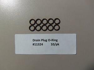 Harley Davison #11324 Drain Plug O-Ring for Primary