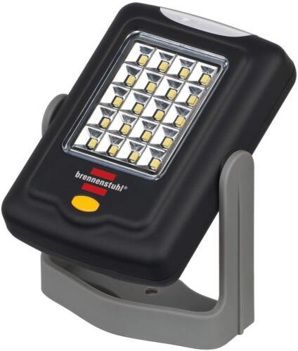 Brennenstuhl LED Arbeitsleuchte 6267 Werkstatt Arbeits Lampe Taschenlampe Magnet